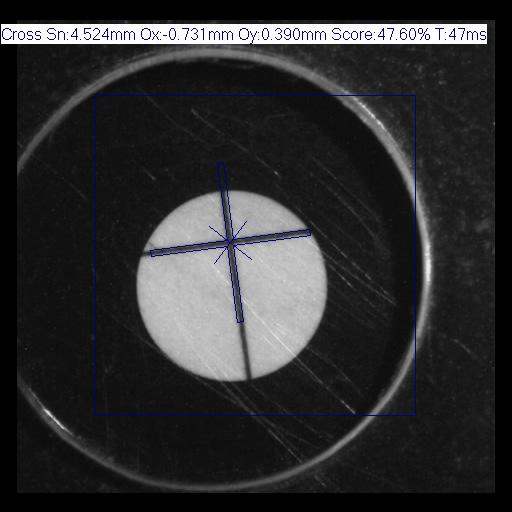 IVS Messung Kreuz