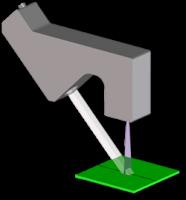 lasermesssystem_mit_laserfaecher_ohne_masse_freigestellt_mit_schatten